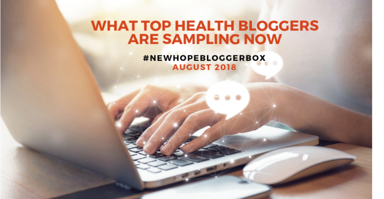 19 products our top health bloggers are sampling now