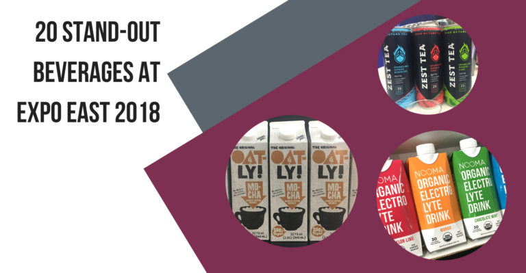 Best beverages from Expo East 2018