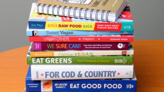 12 best healthy cookbooks from 2011