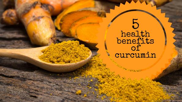 5 health benefits of curcumin