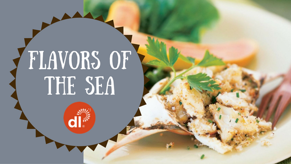 Flavors of the sea: 16 seafood recipes
