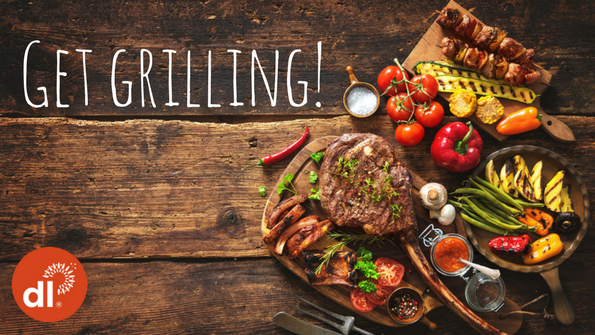 Get grilling! 13 recipes for your next backyard party