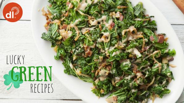 19 lucky green recipes