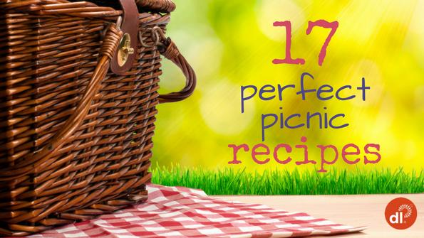 17 perfect picnic recipes