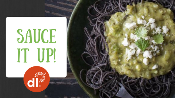 Sauce it up: 15 recipes with a tasty sauce