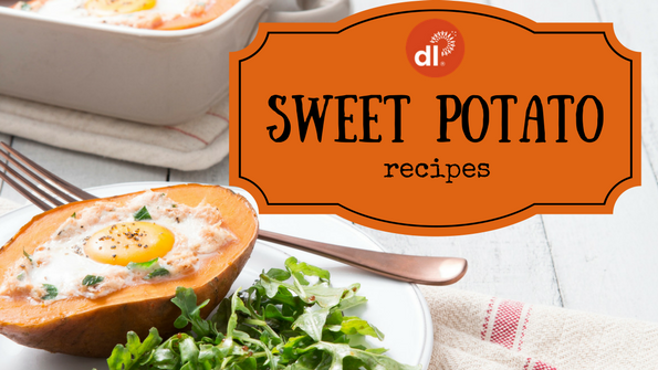 Showcase sweet potatoes with 18 delicious recipes