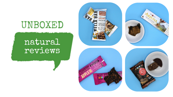 Unboxed: 12 portable nutrition bars