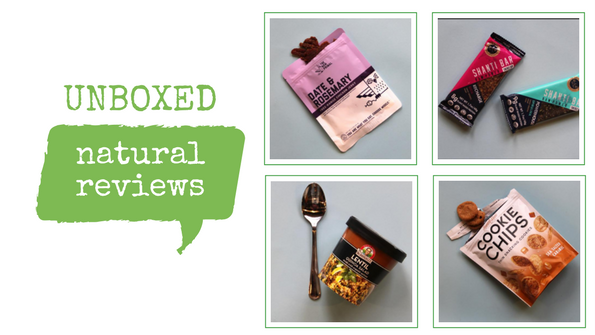 Unboxed: 7 new on-the-go eats