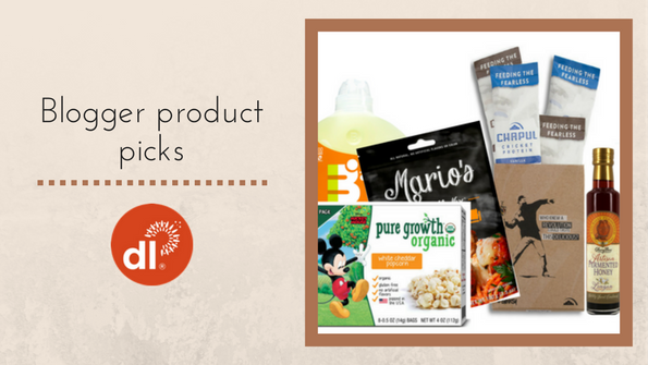 Blogger product picks: veteran bloggers select their favorite natural products