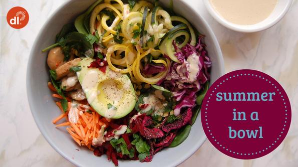 11 summer-ready bowl recipes