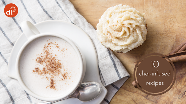 10 chai-infused recipes