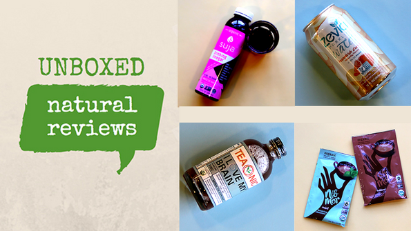 Unboxed: 7 new natural beverages to sip