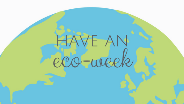 Have an eco-week