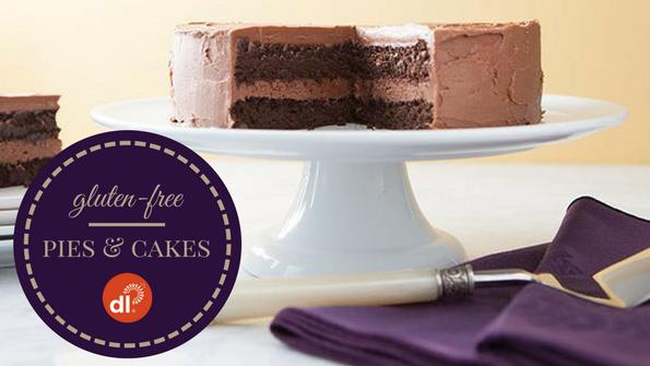 13 delicious pies & cakes (minus the gluten)