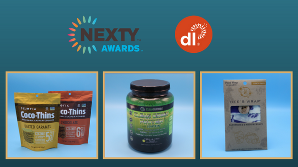 NEXTY  Awards honor the best of the best in natural products