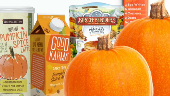 Pumpkin spice has enduring cool-weather appeal