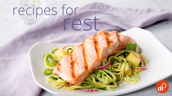 5 recipes to help you sleep better