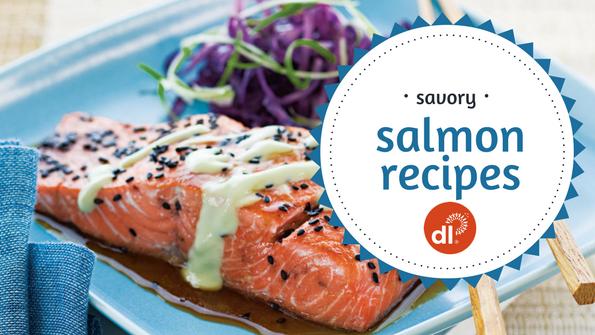 23 savory salmon recipes