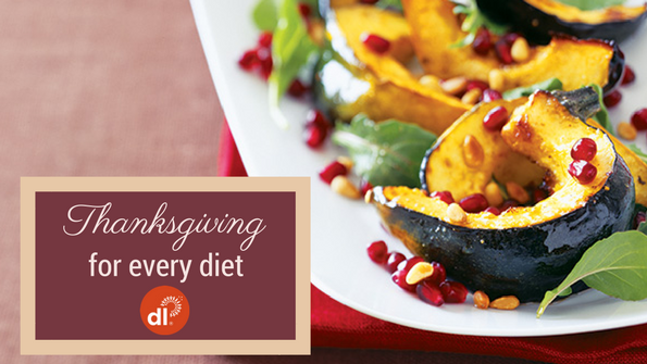30 Thanksgiving recipes for special diets