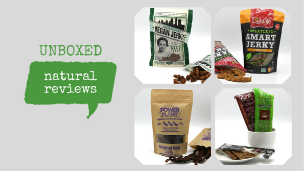 Unboxed: 5 plant-based jerky brands that deliver