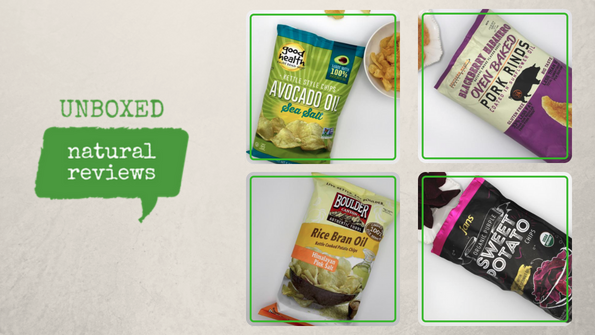 Unboxed: 5 chips made with healthier oils