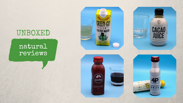 Unboxed: 7 new and notable ready-to-drink natural beverages