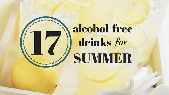 17 alcohol-free drinks for summer