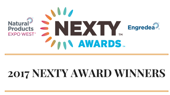NEXTYs: The best new natural products at Expo West 2017