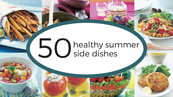 50 healthy summer side dishes