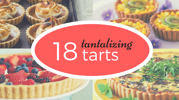 18 tantalizing tarts