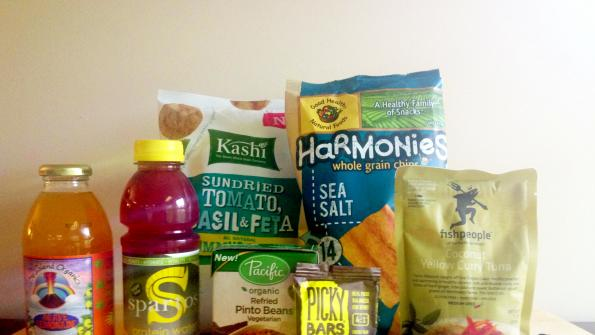 New natural foods product reviews