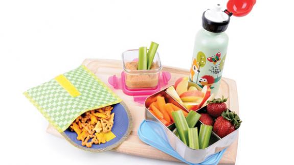 4 sustainable lunch box essentials for kids