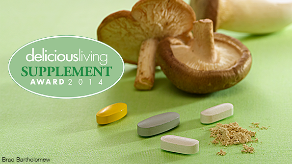 Delicious Living's 2014 Supplement Awards