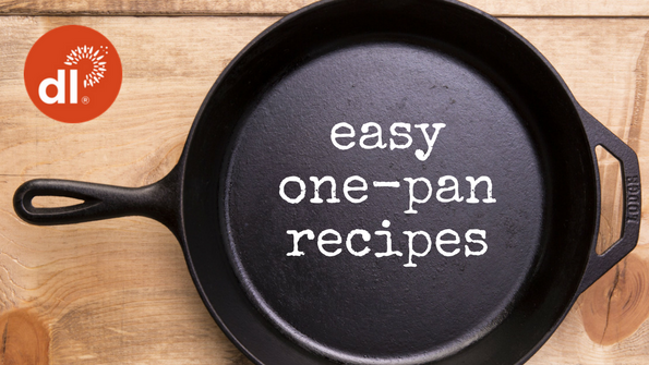 Easy one-pan recipes