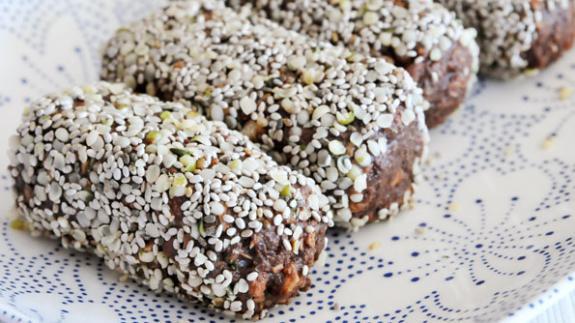 7 healthy snack recipes