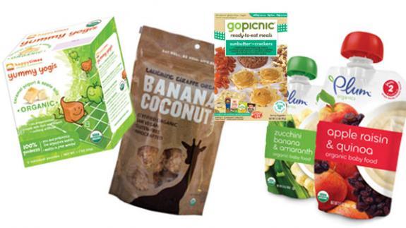 4 snacks for food-sensitive kids