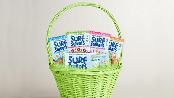 5 healthier Easter basket goodies