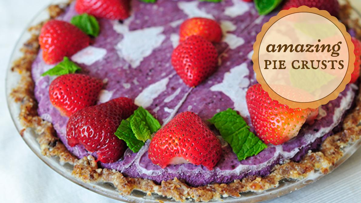 8 alternative pie crust recipes