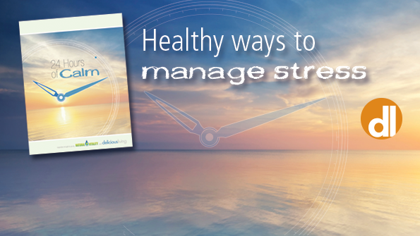 How do you stay stress free?