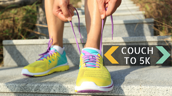 Your Couch-to-5K Training Plan