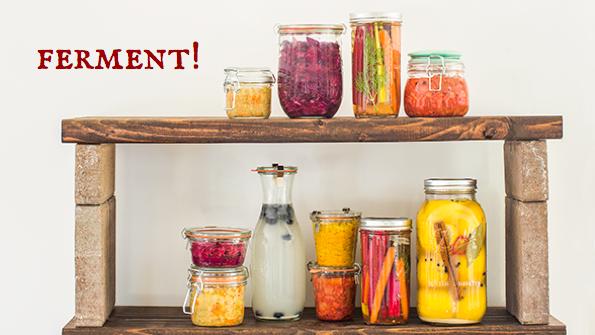 7 probiotic-rich fermented recipes