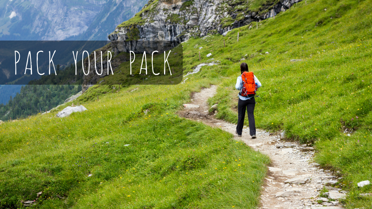 9 trail-worthy natural products to take on your next hike