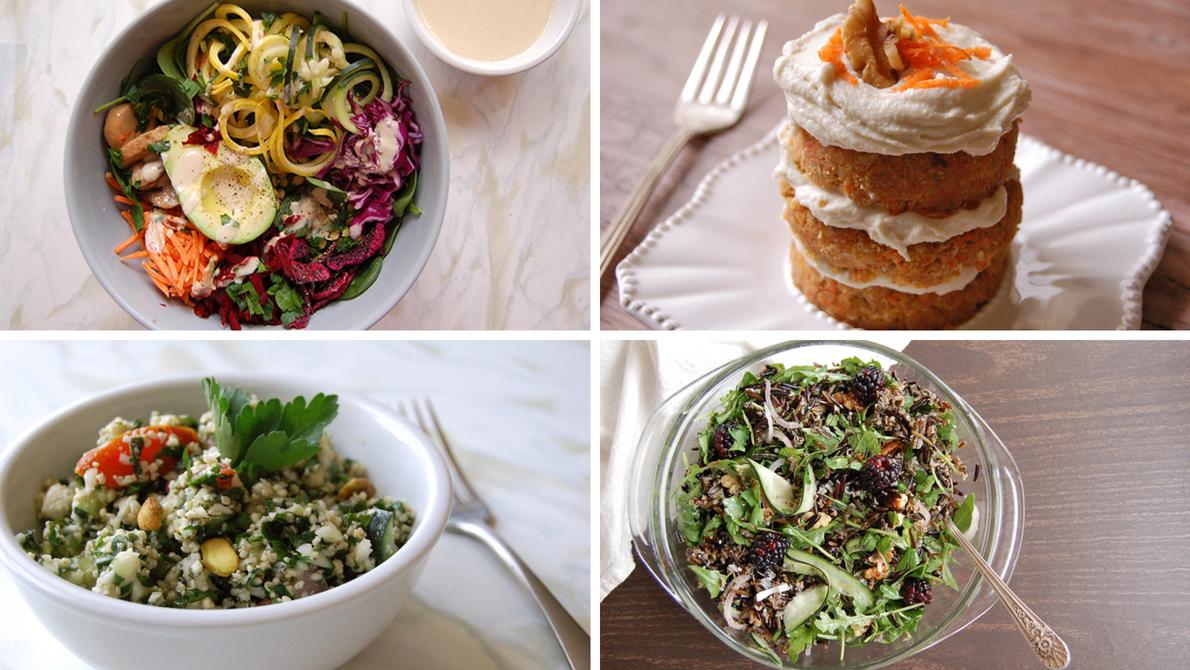 5 nutritious raw recipes to savor