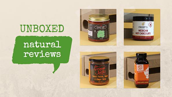 Unboxed: 10 new, unique natural condiments