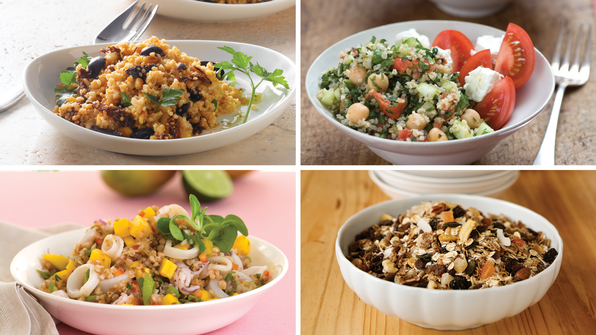 9 of our favorite whole-grain recipes