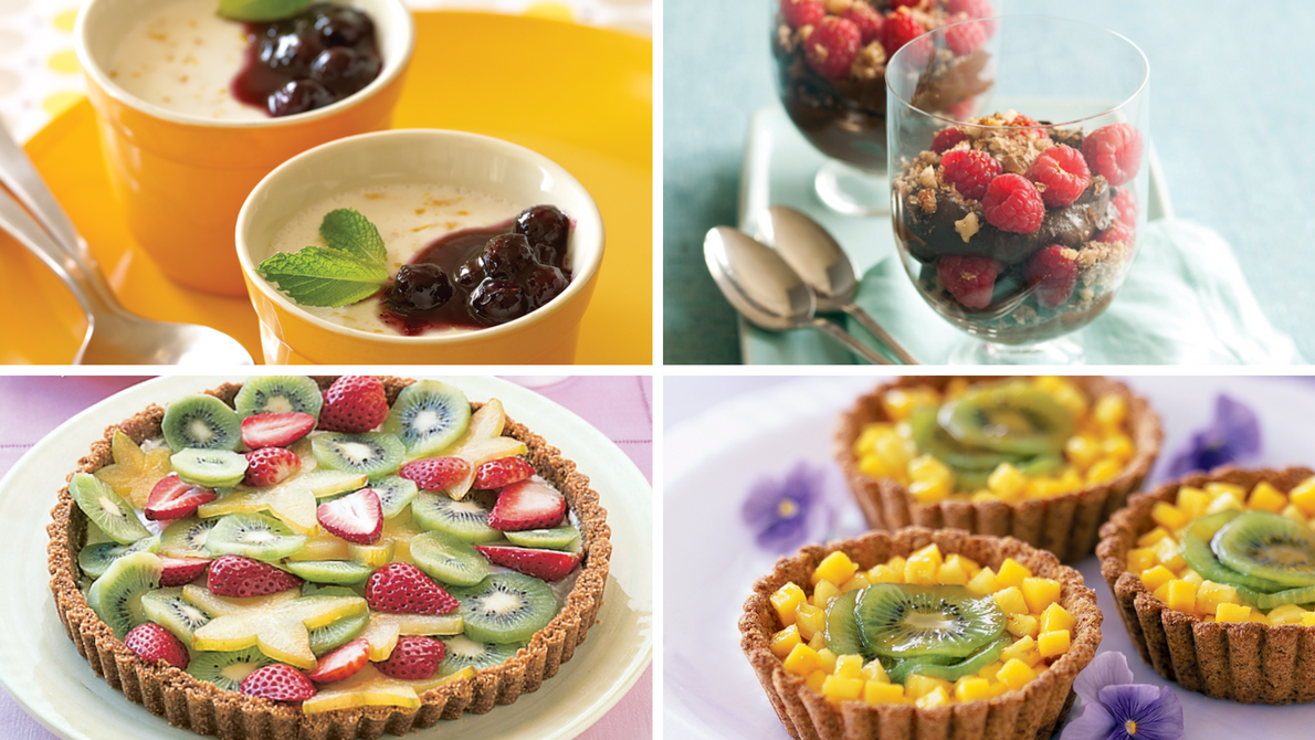 12 divine summer desserts