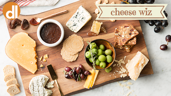 How to build the perfect cheese plate
