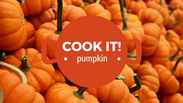 Cook It! Pumpkin