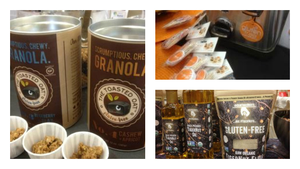 10 top gluten-free finds at Expo East 2014