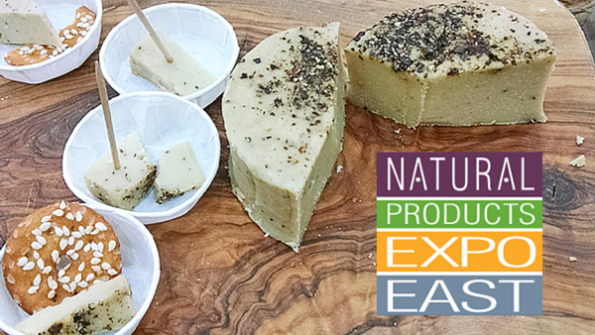 Take a tour of Expo East with our Delicious Living VIPs